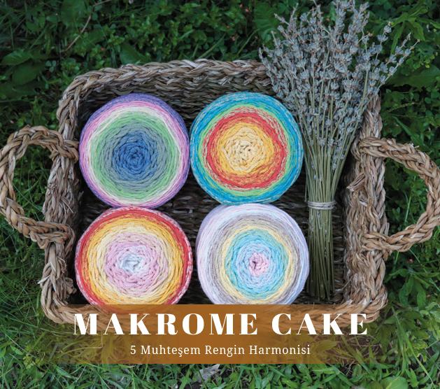 Makrome Cake