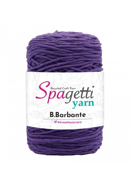Dark Purple Barbante 22