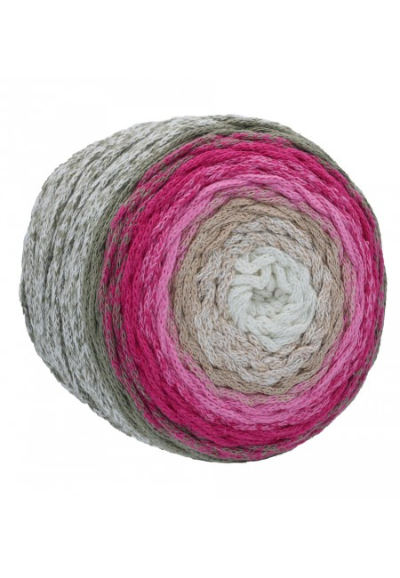 Makrome Cake Pink Rose 19