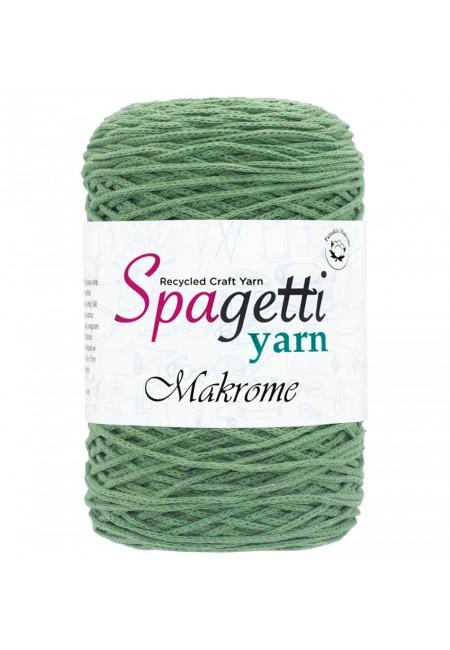 Pastel Green Macrame 34