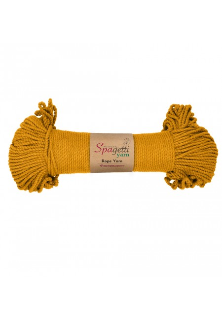 Mustard   Rope Yarn 3mm