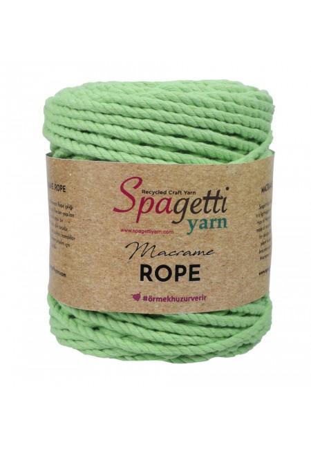 Green  Macrame Rope 4mm