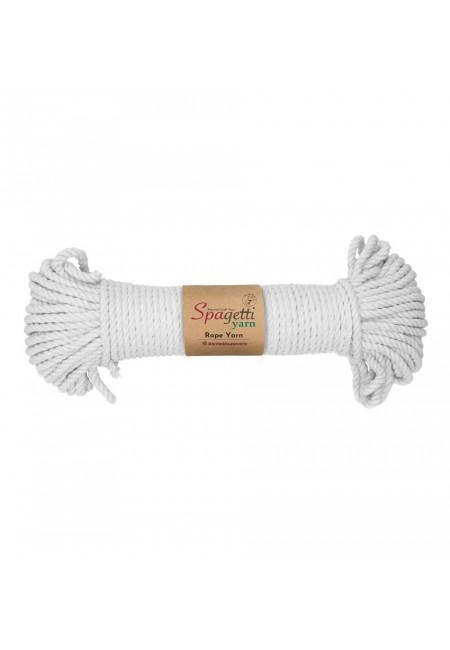 White  Rope Yarn 5mm