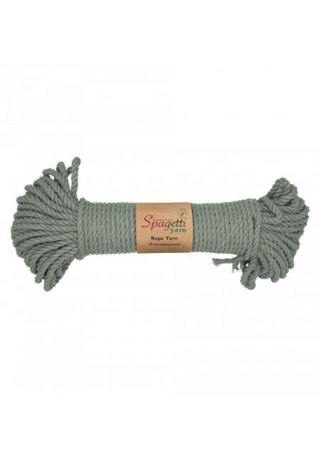 Vintage Green  Rope Yarn 5mm