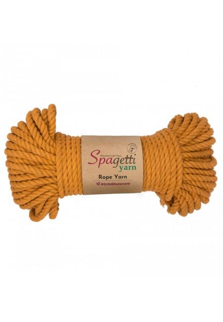 Mustard Rope Yarn 8mm