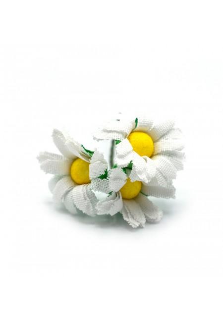 White Daisy Artificial Flower