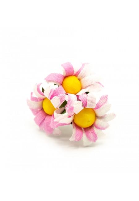 Pink Daisy Artificial Flower