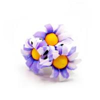 Mor Papatya Yapay Çiçek
