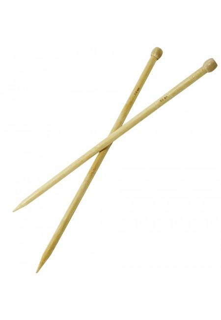 Bamboo Knitting Needles 8mm