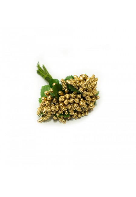 Gold Bud Flower