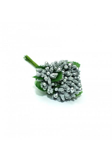 Silver Bud Flower