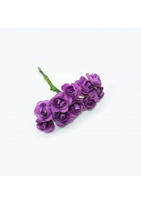 Purple Mini Rose