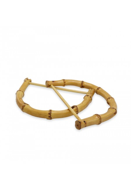 Bamboo Bag Handle 16cm