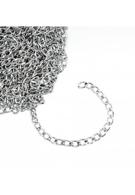 Silver Chain 1 cm