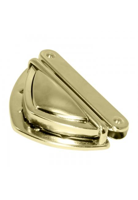 Gold Colour Portfolio Lock