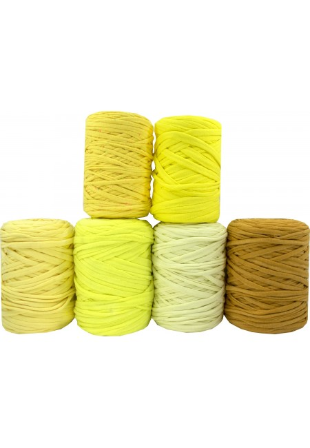 Outlet Small Size Yellow Group