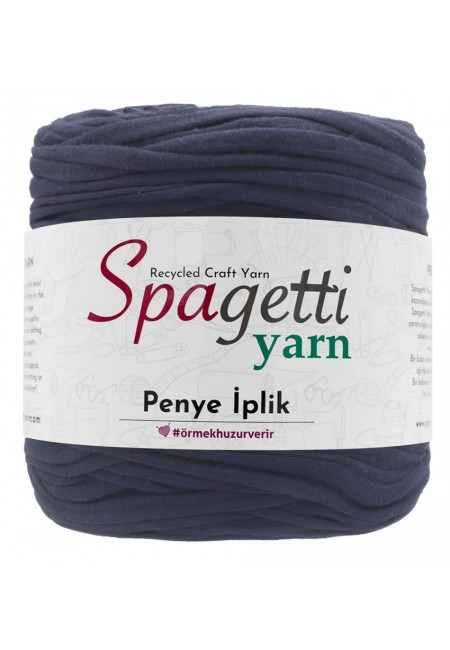 Pale Navy Blue  T-Shirt Yarn
