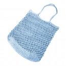 Alışveriş File Çanta Kiti Bebe Mavi