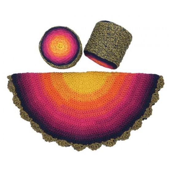 Makrome Cake  Ejderha Meyvesi
