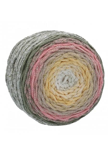 Spagetti Yarn Makrome Cake Soft Renkler