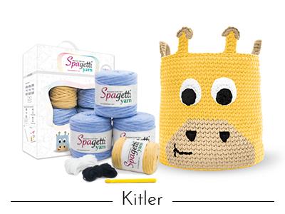 spagetti yarn kitler
